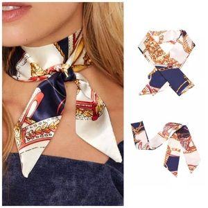 •Tie Me Up• Satin Choker Necklace